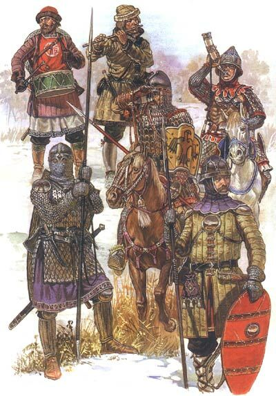 Рыбаков Б.а Киевская Русь И Русские Княжества Xii-xiii